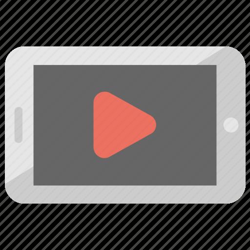 Digital marketing, mobile media, mobile media player, mobile video, viral media icon - Download on Iconfinder