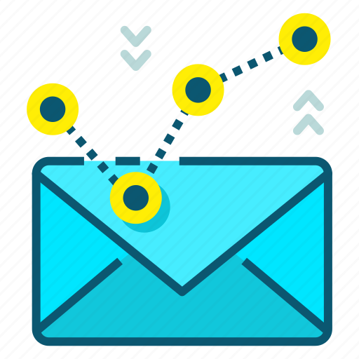 email, email marketing, marketing, newsletter, seo icon