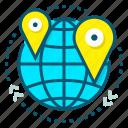 global, gps, location, marker, marketing, navigation, pointer