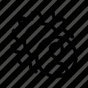 user, profile, setting
