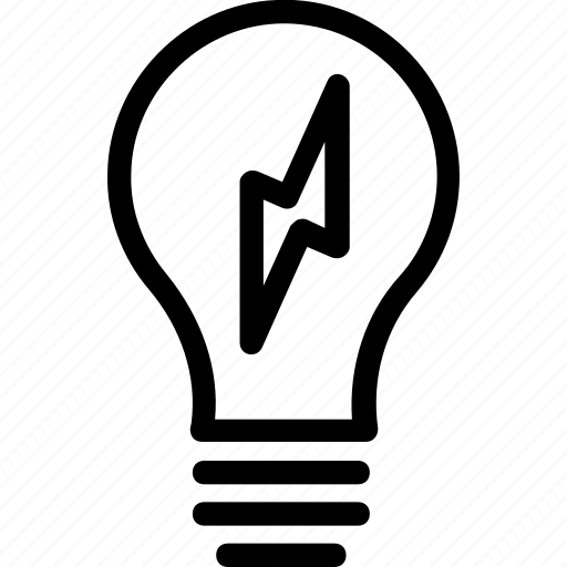 bulb, creative idea, idea, invention, light icon