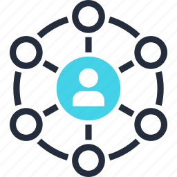 internet, marketing, media, network, seo, social, viral icon