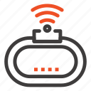 device, security, signal, wifi icon