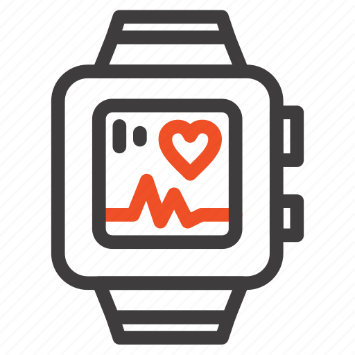 Handwatch, heart, love, watch icon - Download on Iconfinder