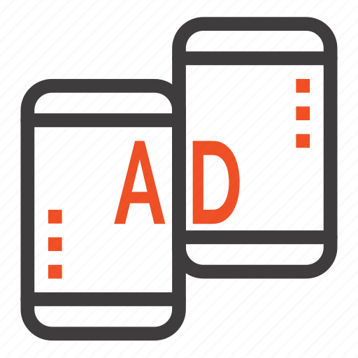 Advertisig, advertising, marketing, mobile icon - Download on Iconfinder