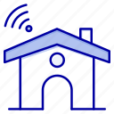 house, service, signal, wifi
