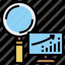 analysis, analytics, bar, business, data, graph, statistics, stats icon