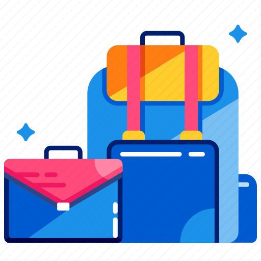 abroad, business, job, vacation, work, work and travel, working icon