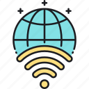 free, free wifi, wifi, wireless connection, wireless internet icon