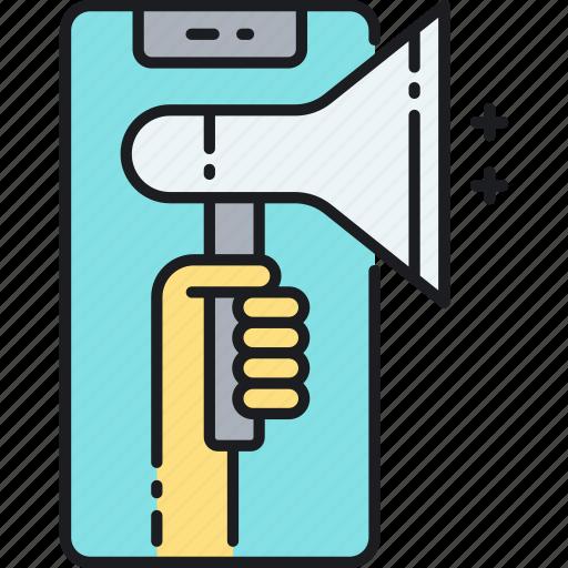 Advertising, online, online ad, online advertising, online marketing icon - Download on Iconfinder
