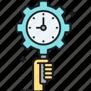 clock, management, time, time management, timer
