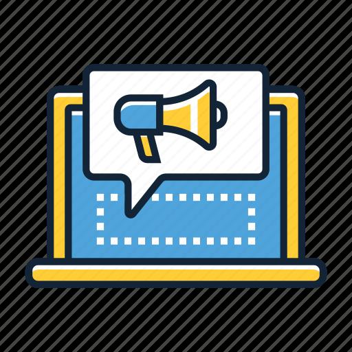 advertising, ecommerce, internet, marketing, online, seo, web icon