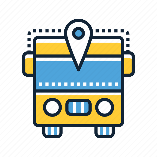 delivery, public, shipping, traffic, transport, transportation, vehicle icon