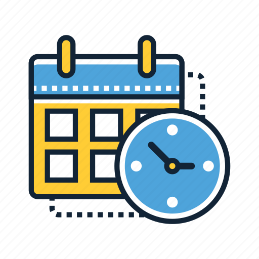 calendar, day, event, management, month, schedule, time icon