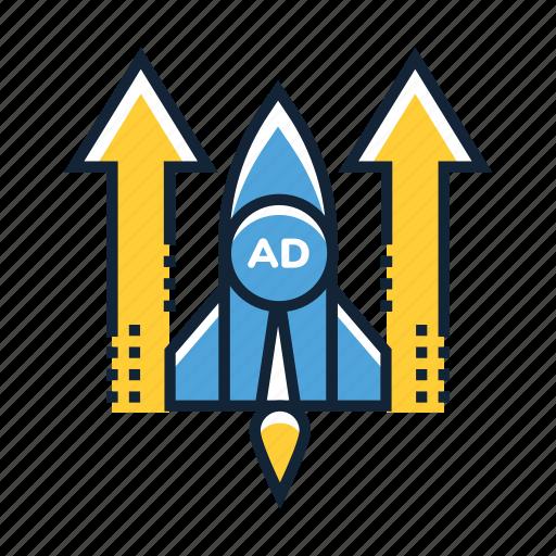 campaign, lift, marketing, optimization, seo, social, viral icon