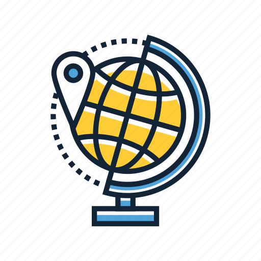 country, gps, map, nation, national, navigation, world icon