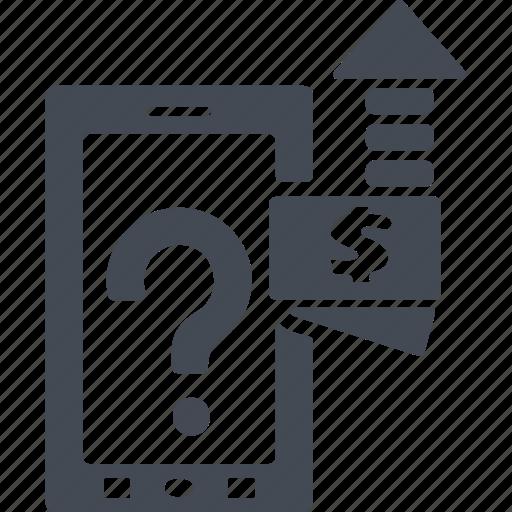 arrow, arrows, digital protection, direction, iphone icon