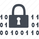 castle, digital protection, figures, password icon