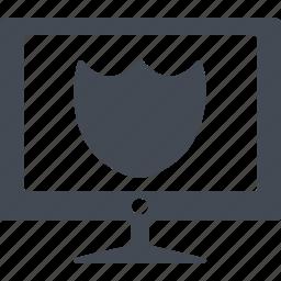 digital protection, password, program, protection program icon