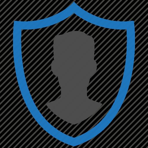admin, encryption, firewall, guard, security, shield icon