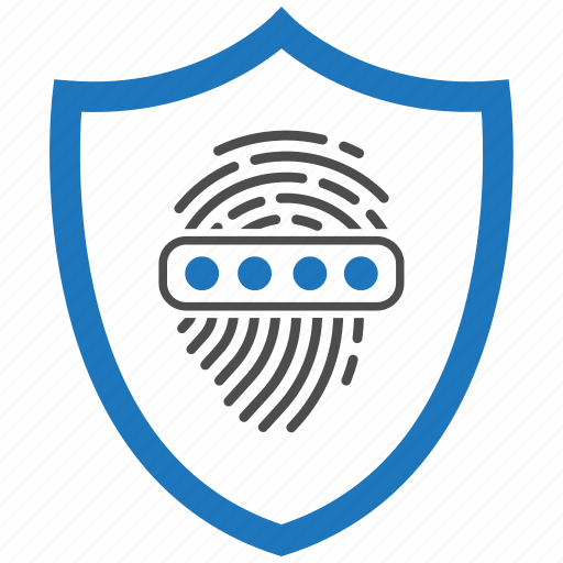 encryption, firewall, guard, password, security, shield icon