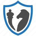 encryption, firewall, guard, security, shield, strategies icon