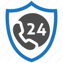 encryption, firewall, guard, security, shield, support icon