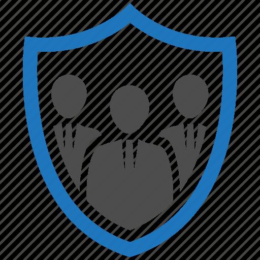 encryption, firewall, guard, security, shield, team icon