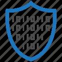 encryption, firewall, guard, security, shield, tech icon