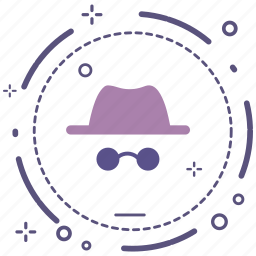 agent, encryption, firewall, guard, security, shield icon