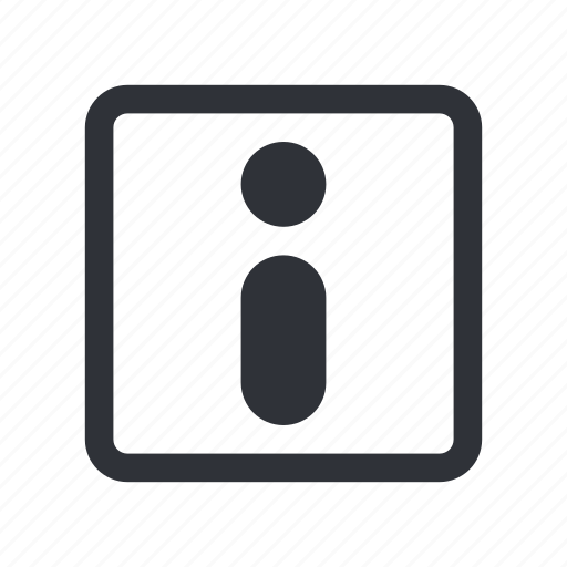 about, checkbox, help, info, information icon