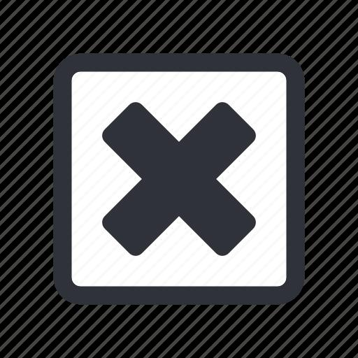 Check, check box, checkbox, select, x icon | Icon search ... X And Check Icon