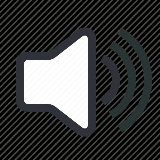 audio, low, sound, speaker, vol, volume icon