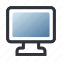 computer, desktop, device, display, imac, monitor, pc icon