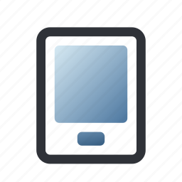 device, tablet icon