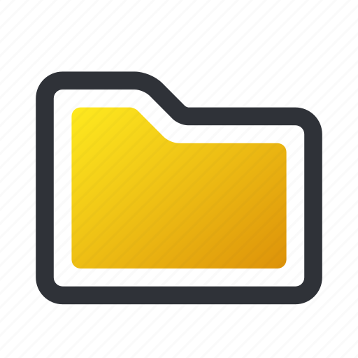 data, document, documents, file, files, folder, storage icon