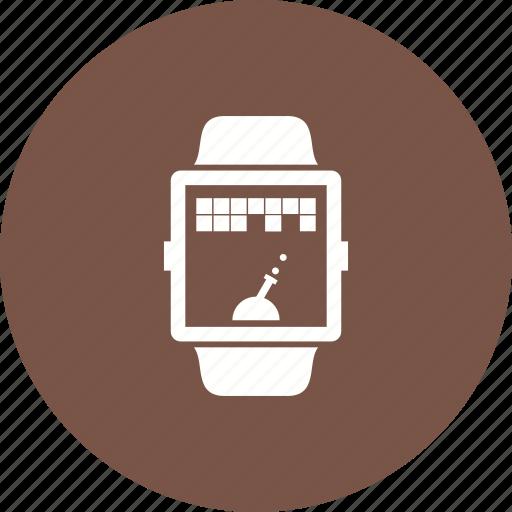 app, design, development, entertainment, game, smart, watch icon