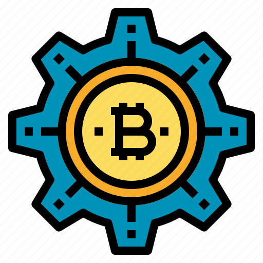 Bitcoin, cryptocurrency, digital, money, technology icon - Download on Iconfinder