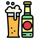 alcohol, beer, drink, food icon
