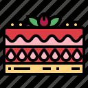 food, cake, bakery, dessert