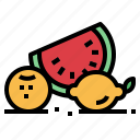 diet, food, fruit, vegetarian icon
