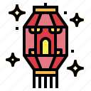 asian, celebration, lantern, restaurant icon