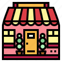 business, food, restaurant, store icon