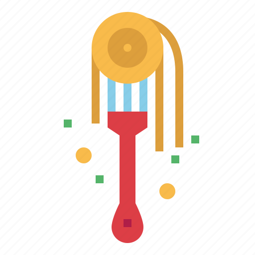 food, italian, pasta, spaghetti icon