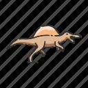 animal, dinosaur, spinosaurus icon
