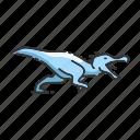 animal, baryonyx, dinosaur icon
