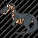 baryonyx, claw, cretaceous, dinosaur, theropod icon
