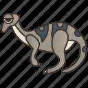 dinosaur, extinction, herbivore, iguanodon, prehistoric icon