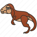 carnivore, dinosaur, jurassic, rex, tyrannosaurus icon