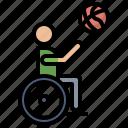 criminal, injured, injury, people, person